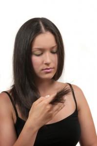 Vinaigre de cidre cheveux