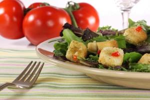 Vinaigre de cidre salade